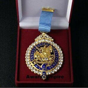 United Kingdom - Order of Garter with Crystal -highest knightly order of GB/copy