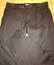 Nike Golf Pants Mens Size 32x30 Black Dri Fit Tour Performance Polyester Spandex