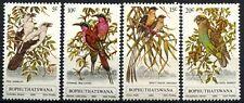 Bophuthatswana 1980 SG#60-63 Birds MNH Set #D64790