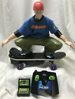 Mattel 2001 Tyco Tony Hawk Birdhouse RC Skateboard No Charger Not Tested 4Parts