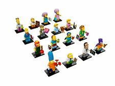 LEGO The Simpsons Series 2 Full Set of 16