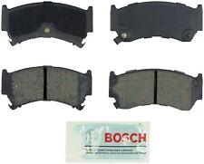 Disc Brake Pad Set fits 1995-1999 Nissan Sentra 200SX  BOSCH BRAKE