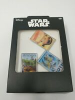 Star Wars Lapel Pin Set Set of 3 Tatooine, Endor, and Hoth Travel Free Shipping
