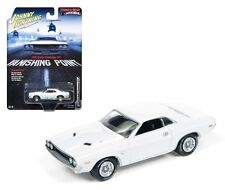 JOHNNY LIGHTNING 1:64 VANISHING POINT 1970 DODGE CHALLENGER R/T JLCP6001-48MJT