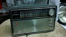 Full view 6 Band Radio solid state AC DC Town & Country used sos
