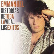 Emmanuel - Historas De Toda La Vida...Los Exitos (DVD, 2006, 2-Disc Set, DVD+CD)