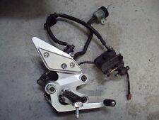 04 05 06 Yamaha FZ6 FZ 6 Rear Brake Caliper, Master, Pedal  RR