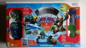 Skylanders Trap Team 2.Starter Pack.Nintendo Wii.2014
