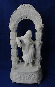 Fine Italian Marble Sculpture Stone Dancing Modern Arts Figure Figurine Statue