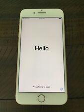 Used Gold Apple iPhone 8 Plus 64gb Unlocked AT&T