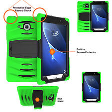 Heavy Duty Shock Drop Proof Case Cover For Galaxy Tab A 7 inch T280/T285 GREEN
