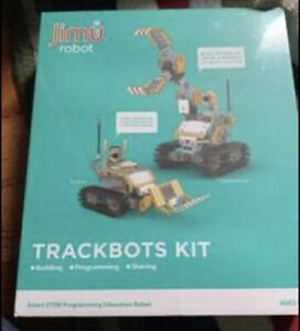 UBTECH JIMU Trackbots BRAND NEW