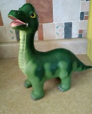 Toy Major Trading Co  brachiosaurus Dinosaur baby BIG Figure  RARE! 2007 12X12