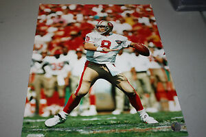 SAN FRANCISCO 49ERS STEVE YOUNG UNSIGNED 16x20 PHOTO POSE 1