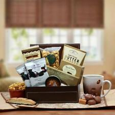 Coffee Break Gift Basket/Holiday/Birthday/Anytime/Coffee/Treats