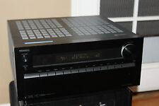 Onkyo TX-NR818 Network A/V Receiver No Remote Control
