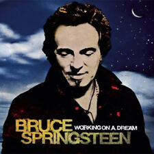 BRUCE SPRINGSTEEN - WORKING ON A DREAM 1CD KOREA EDITION BRAND NEW SEALED