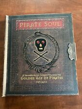 PIRATE SOUL By Pat Croce - Hardcover Book Pop Up interactive SIGNED by Author.