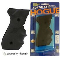 HOGUE Fits Beretta 92F Auto Recoil Absorbing Grip W/ Finger Grooves NEW 92000
