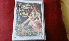 TERRORE ALLA 13ma ORA (1963)  DVD