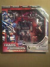 Transformers Universe 2009 SDCC Exclusive 25th Anniversary Soundwave