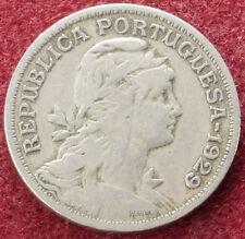 Portogallo 50 CENTAVOS 1929 (C1212)