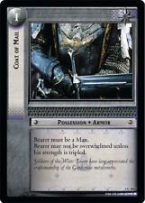 LOTR: Coat of Mail - Foil [Moderately Played] Fellowship of the Ring Lord of the