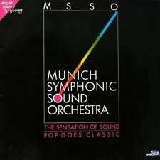 Munich Symphonic Sound Orchestra The Sensation Of LP Vinyl Schallplatte 145473