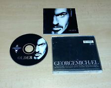 CD George Michael - Older 11.Tracks 1996 Jesus to a Child, Fastlove...  06/16