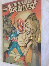 Marvel Comics 2099 A.D. Apocalypse Vol 1 No 1