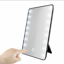 Smart Touch 16 LED Lighted Mirror Beauty Makeup Cosmetic Dimmable Table Mirror 1