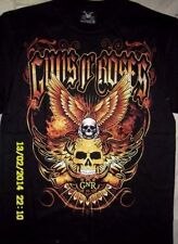 Unbranded Cotton Guns N Roses Adult Unisex T-Shirts