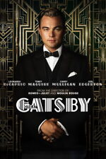 "203 Leonardo DiCaprio - The Great Gatsby Movie Star 24""x36"" Poster"