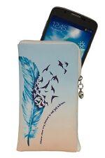 Reissverschluss Handy Tasche My Future für Samsung Galaxy S8 - Etui Hülle l