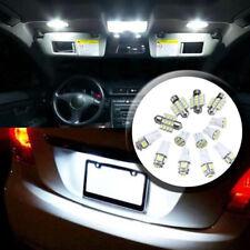 13*Car Auto White LED Interior Dome LED Light Kit for License Plate Trunk Lamp R