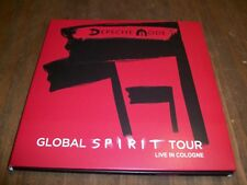 DEPECHE MODE GLOBAL SPIRIT TOUR LIVE IN COLOGNE15/01/2018 DOUBLE CD