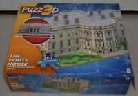 PUZZ3D The White House 3D Foam Backed Puzzle 250 Intermediate Pieces Age 12+