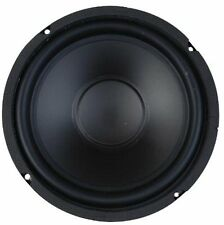 "NEW 8"" inch Speaker Sub-Woofer.8 ohm.Bass Home Audio Stereo Replacement 70W RMS"