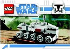 LEGO CLONE TURBO TANK MINI 20006 Set Star Wars Brickmaster