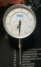 """NEW Dial Indicator Replacement Crystal 2.11""""//53.6mm Fits Federal AGD2 C//2-Series"""