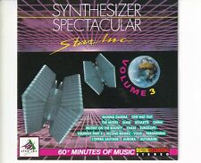 CD SYNTHESIZER SPECTACULAR VOL 3star incEX (R3517)