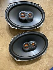 JBL GX963 3-Way 6in. x 9in. Speakers (Pair)