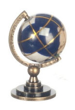 Petit globe monde pour une étude Miniature Maison Poupées Ornement 1.12 échelle