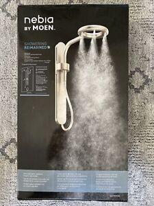 Moen Nebia Spa Rain Shower - N207R0SRN Brushed Nickel