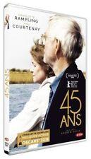 """DVD """"45 ans"""" Charlotte Rampling - Tom Courtenay   NEUF SOUS BLISTER"""