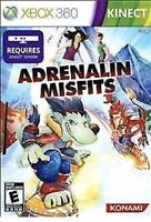 Adrenalin Misfits Xbox 360 Kids Kinect Game Surfing Wakeboarding