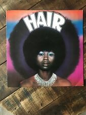 HAIR - The Musical - The Original London Cast ‎- Polydor - Vinyl LP Record MINT