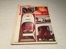 World of Automobiles Volume 1 Illustrated Encyclopedia of the Motor Car Hardbook