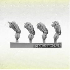 Legion Energiefaust re Legionary Power Gloves Right Arms (4) Bitz Kromlech Resin