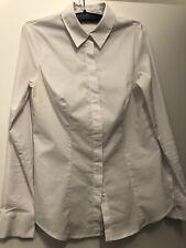 Pflegeleichte Weiße Bluse Von Asos Gr. 36